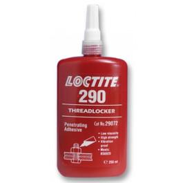 Loctite Schroefdrborging 290-250ml