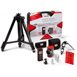 Leica pakket: Disto D210, Lino L2, statief TR170, koffer