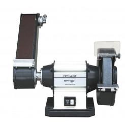 Optigrind GU20S 230V Werkbankslijper met schuurband