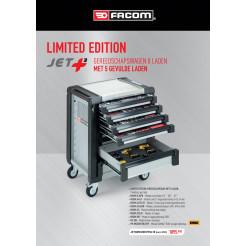 Facom Limited Edition Gereedschapskar Met 8 Laden Actie!
