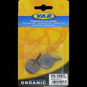 Var PA-59017 Organic remblokjes