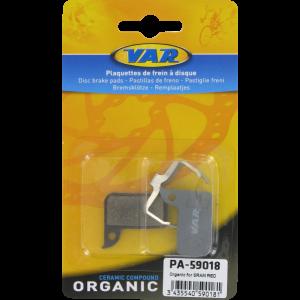 Var PA-59018 Organic remblokjes