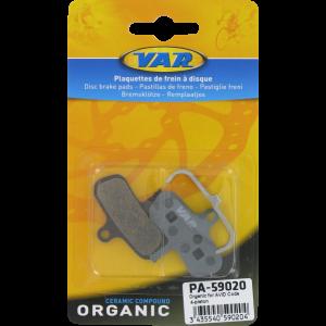Var PA-59020 Organic remblokjes