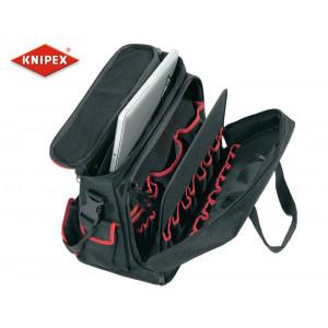 Knipex 00 21 10 LE Gereedschaps- en notebooktas voor de onderhoudsmonteur