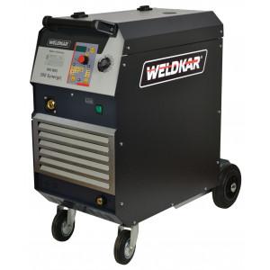 Weldkar MIG 300 Synergic incl. toebehoren