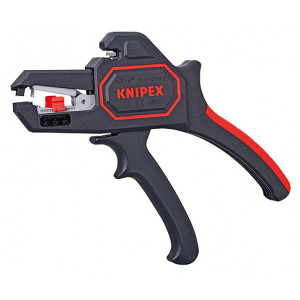 Knipex 12 62 180 afstriptang automatisch 0,2-6,0 mm²