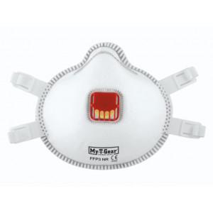 My-T-Gear 313 masker 5 pack FFP3V met ventiel