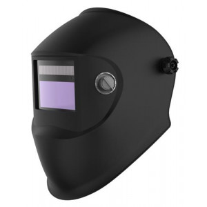 lashelm Nova zwart met lasfilter DIN4/9-13 (niet voor TIG)