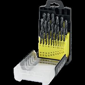 International Tools 19.130 ECO HSS Set Spiraalboren