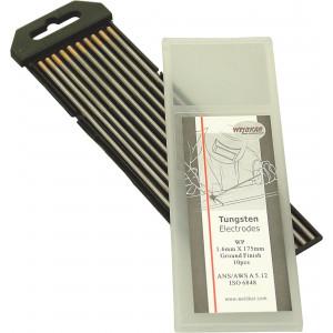 Wolfraam elektroden Goud WL-15, Ø 1.6 mm, per 10 st.