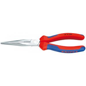 Knipex 26 15 200 telefoontang recht + zijsnijder 200 mm