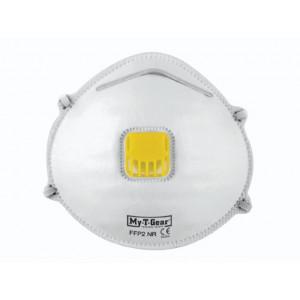 My-T-Gear 302 masker 20 pack FFP2V zonder ventiel