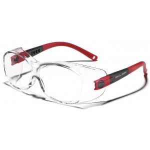Zekler ZE25C Overzetbril ZEKLER 25 helder