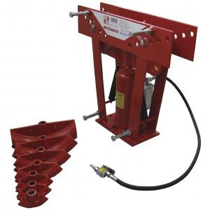 Metalworks CAT2216P Buizenplooierset 16T- pneumatisch (MW)