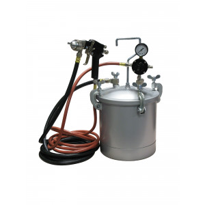 VECH1002A Verfpistool/10l tank -  water based type