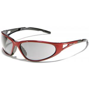 Zekler Z101MR Veiligheidsbril ZEKLER 101 metaal rood