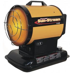 PT70-SS-EU infrarood verwarmingstoestel