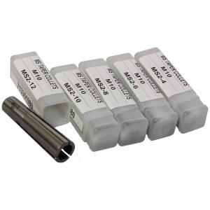 DSS5MK2 Spantangenset zelfsp. MK2 M10 4-12mm 5dlg.(apart)