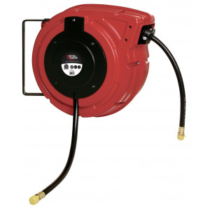 Metalworks HAL01015 Oprolhaspel lucht  3/8 10mm 20bar L.15m (MW)