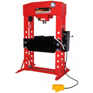 Metalworks PPH100B Atelierpers 100T manueel/hydropneumatisch bew. cil