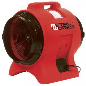 MV300PP Mobiele ventilator  MV300PP 750W 230V