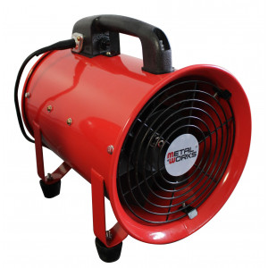 MV200 Mobiele ventilator MV200 250W 230V