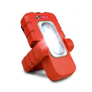 WL170 Handlamp draaibaar LED 170Lm herlaadbaar***