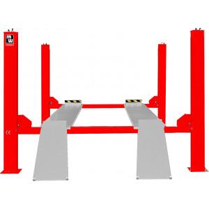HB435 Hefbrug 4 koloms 3.5T 3x380V