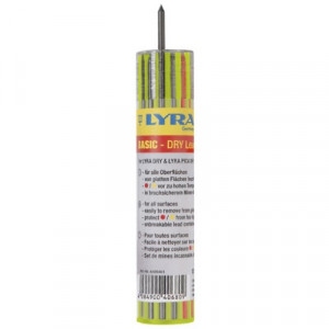 LYRA DRY reservestiftjes assorti, 12 st.