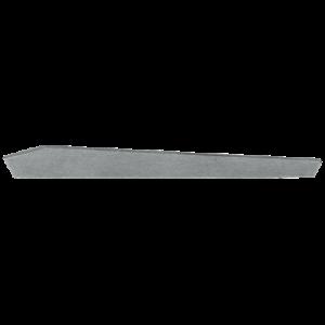 HUNGER 51.231 HSS Stel Reservemessen, type U