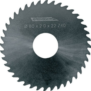 PHANTOM 63.270 VHM/SC Metaalcirkelzaag