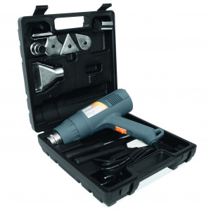Rapid Heteluchtpistool Regulator 2000W