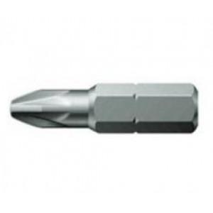 """MAGNA 1/4"""" insertbit PZ2R L=25mm, USA"""