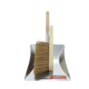 Vero Stofblik Dustpan And Brush