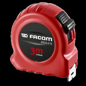 Facom 893A.316 Meetlint, Dubbelzijdig, 3M Met Blokkering - Abs Huis
