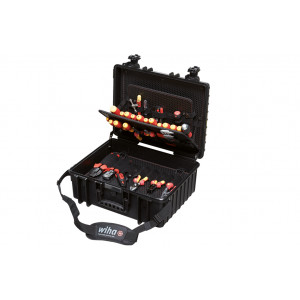 Wiha 9300-702 Elektricien Competence XL, 80-delig