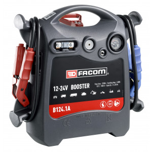 Facom B124.1A Start-Booster 12 V - 24 V Actie 2018