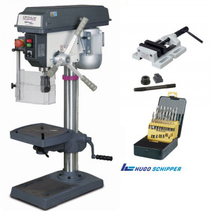 OptiDrill B23PROP -230V tafelboormachine + packagedeal