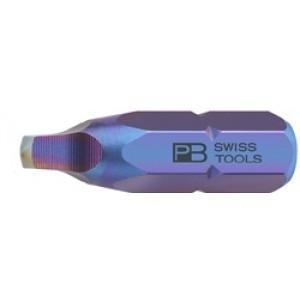 PB C6-185 korte bits v. vierkant schroeven