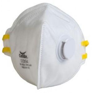 Condor Ademhalingsbesch Mask Ffp3 Nr Fld-Vlv Actie: vanaf 15 stuks -10%