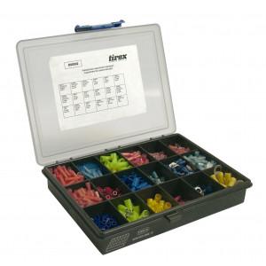 Tirex D08002 kabelschoen assortiment 650dlg