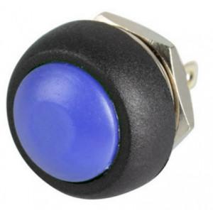 Drukknop Blauw 12mm