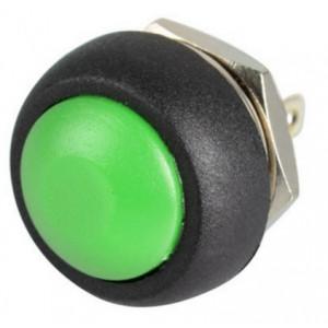 Drukknop Groen 12mm
