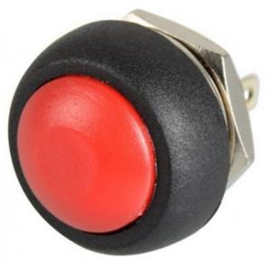 Drukknop Rood 12mm