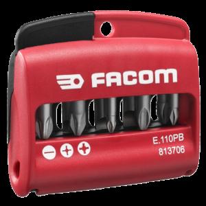 Facom E.110 Set Van 10 Bits Actie 2018