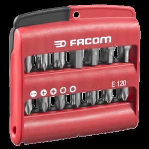 Facom E.120 set van 28 bits, Actie 2019
