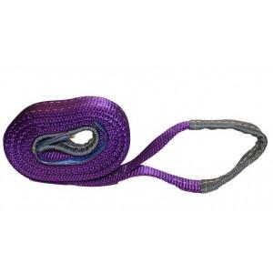 ELLERsling hijsband; werklast 1Ton; lengte 1,5m; breedte 30mm; paars