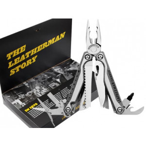 Leatherman Charge TTi (830735) leren hoes