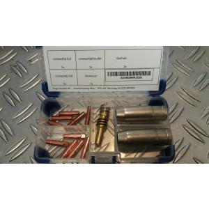 MIG accessoireset Torch MB15 (150A)