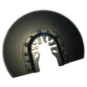 Multitool zaagblad HCS 88mm Rond met vlakke kant diepgezet